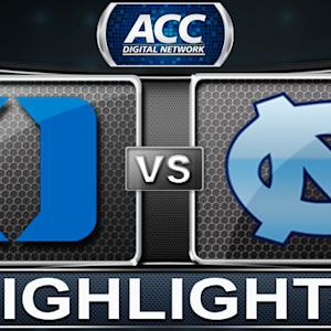 Duke vs North Carolina | 2013 ACC Football Highlight