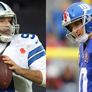 Cowboys at Giants preview