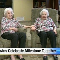 These Twin Sisters Just Turned 90 And Are Still Cracking Each Other Up