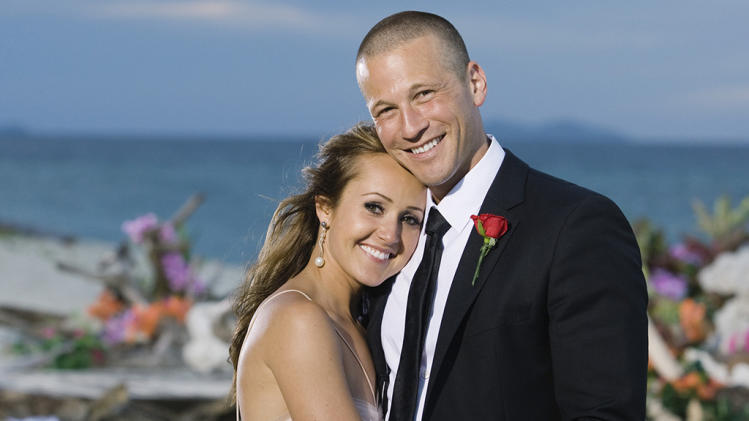 TV Weddings - Ashley Hebert and J.P. Rosenbaum: ?The Bachelorette: Ashley and J.P.'s Wedding? (2012)