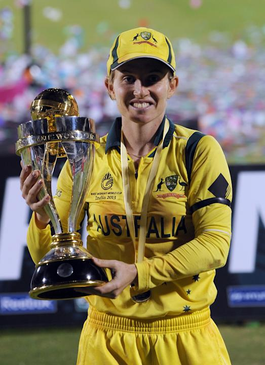 CRICKET-WOMEN-WORLD-AUS-WIS