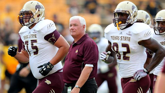 NCAA Football: Texas State at Southern Mississippi