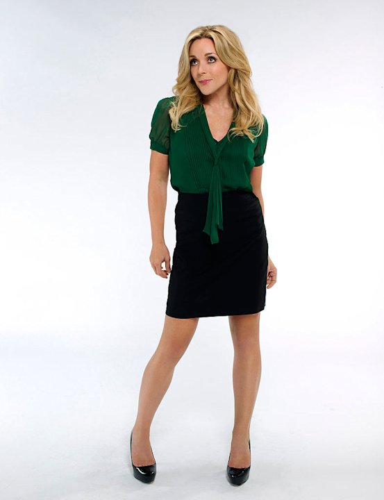 "Jane Krakowski as Jenna Maroney in ""30 Rock."""