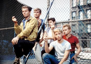 Russ Tamblyn in United Artists' West Side Story