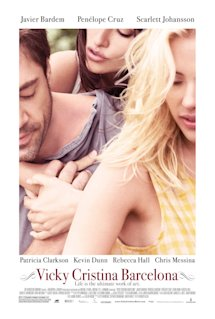 Poster of Vicky Cristina Barcelona