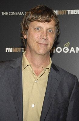 Director Todd Haynes at the New York City premiere of The Weinstein Company's I'm Not There