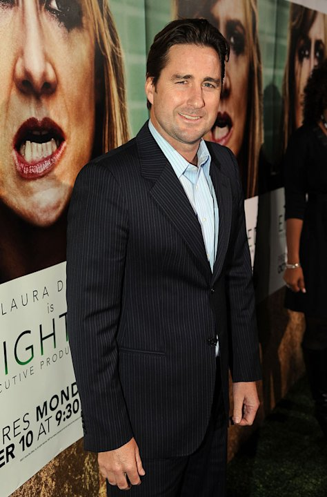 "Luke Wilson arrives at the premiere of HBO's ""Enlightened&quot at Paramount Theater on October 6, 2011 in Hollywood, California."