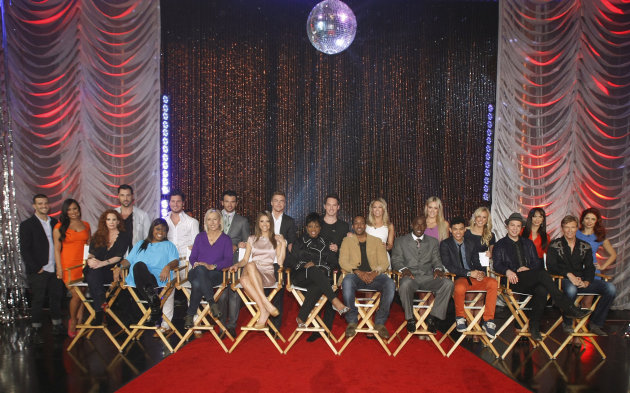 DWTS New Cast Announced