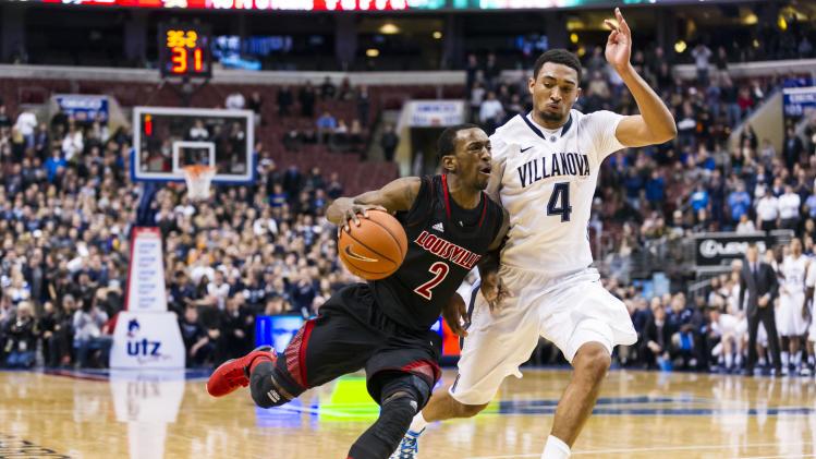 NCAA Basketball: Louisville at Villanova