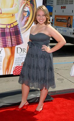 Amy Bruckner at the Los Angeles premiere of Warner Bros. Pictures' Nancy Drew