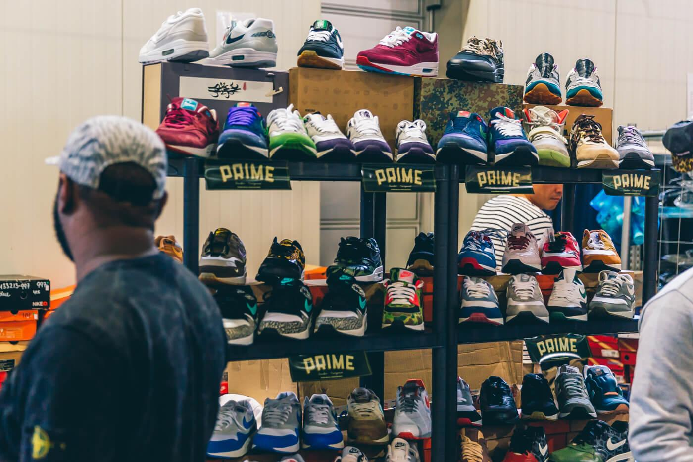 There Was an Endless Supply of Heat at One of Europe's Best Sneaker Shows This Past Weekend