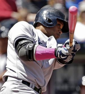 Cano, Wells power Yankees to 4-2 win over Royals