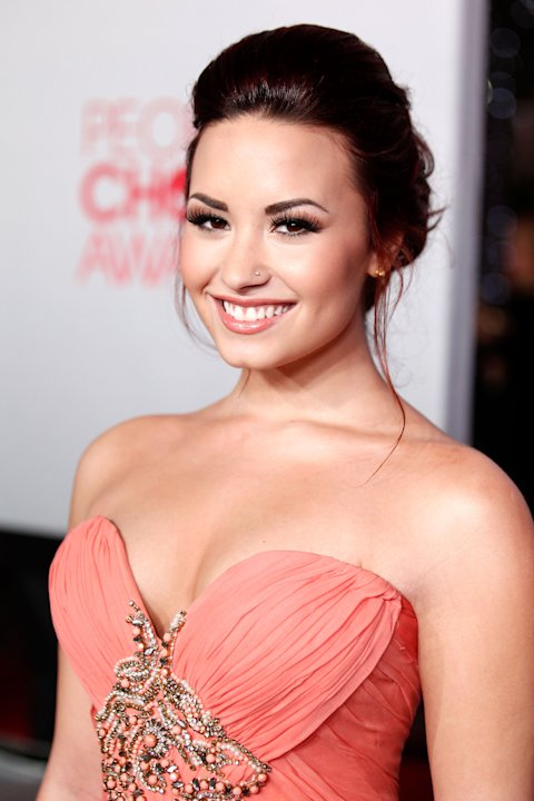 FILE: Demi Lovato Signs On …