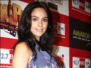 Mallika Sherawat in American pop star Bruno Mars' video