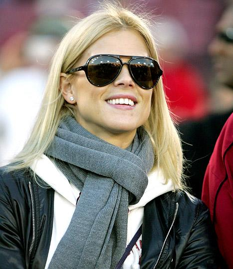 Elin Nordegren Dating Billionaire Chris Cline: Report