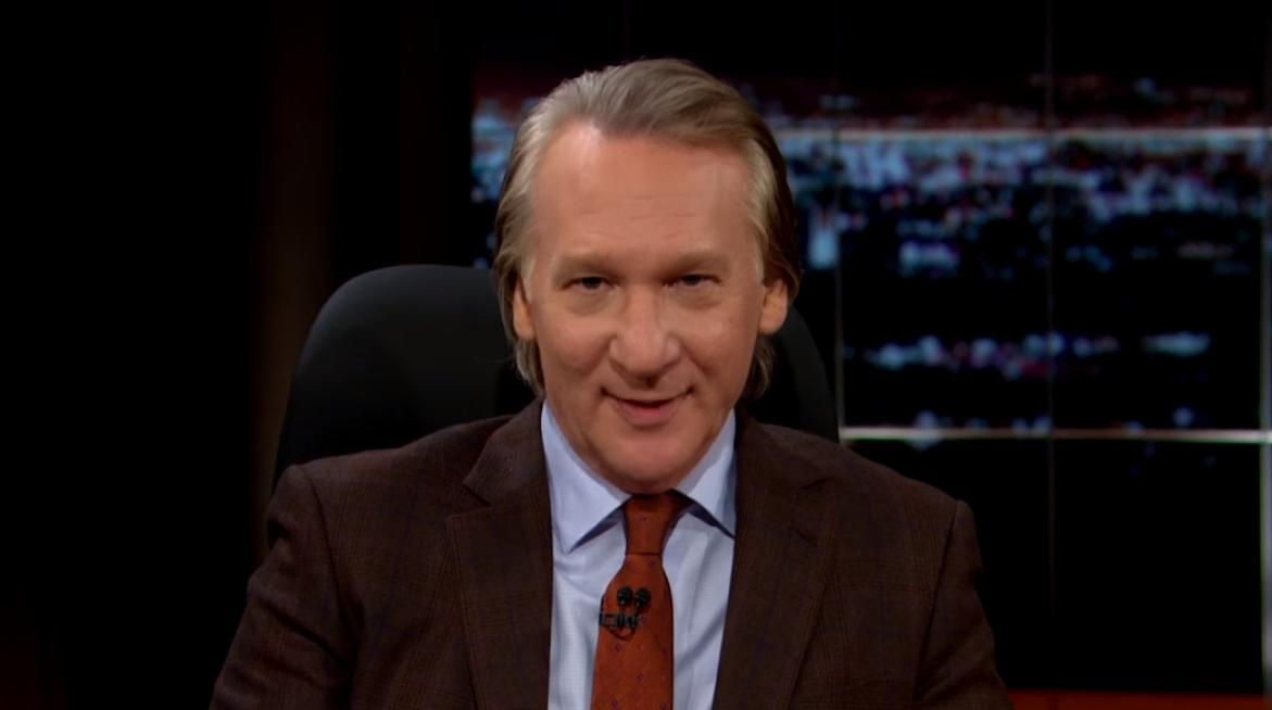 Watch: Bill Maher Endorses Bernie Sanders With an Emphatic 'F— Yeah'