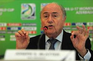 Blatter insists Brazil World Cup will be a success
