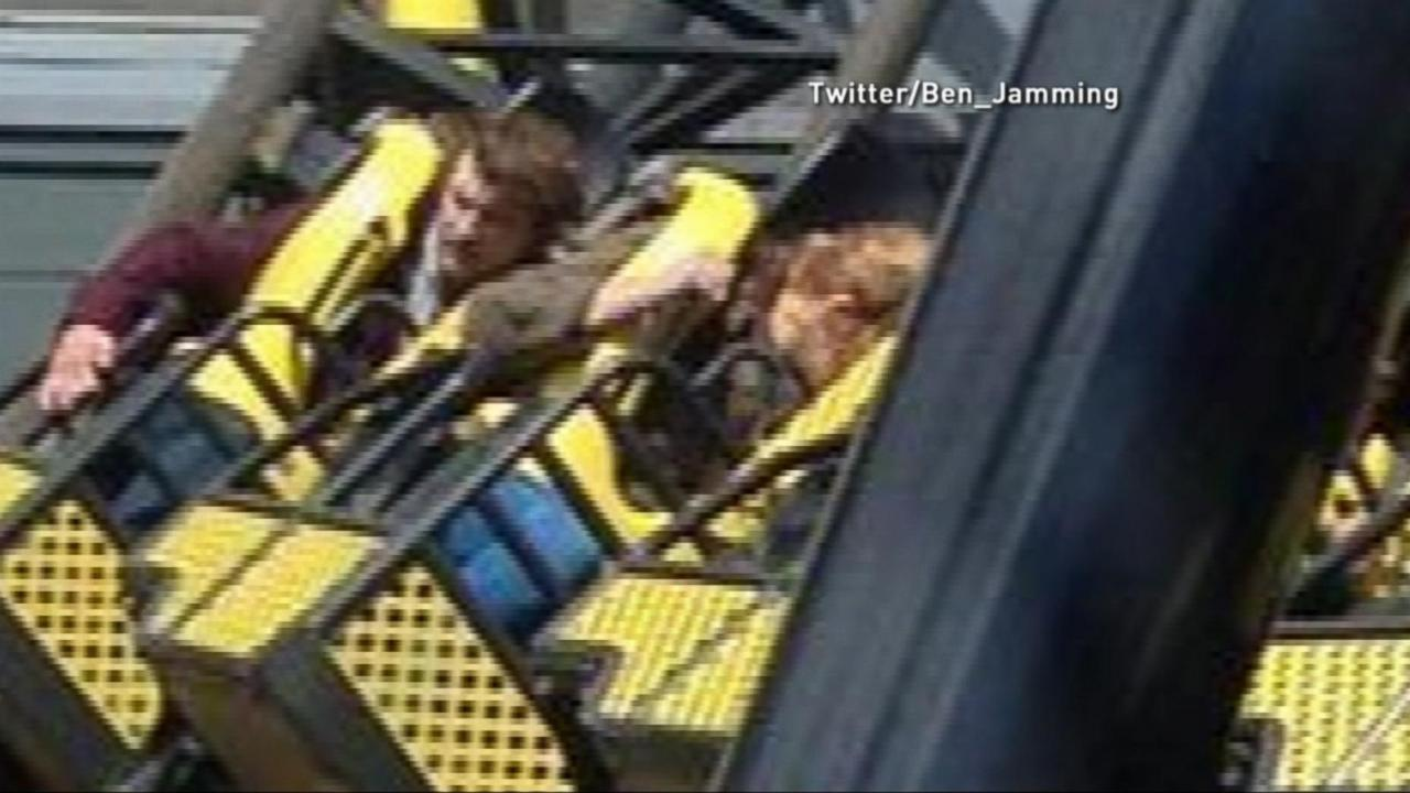 Amusement Park Accident Has Passengers Dangling in the Air For Hours