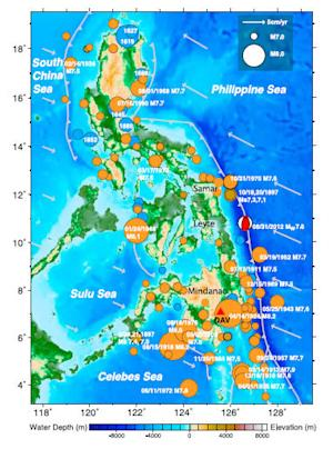 Aftershocks May Portend Major Philippine Earthquake