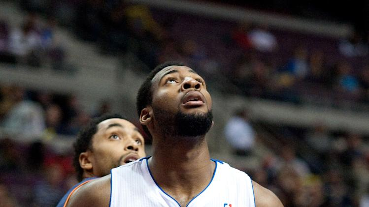 NBA: Charlotte Bobcats at Detroit Pistons