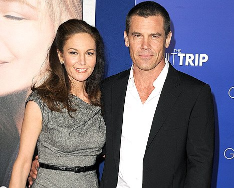 Josh Brolin Calls Wife Diane Lane an &quot;Extremely Strong Woman&quot; Prior to Divorce Announcement