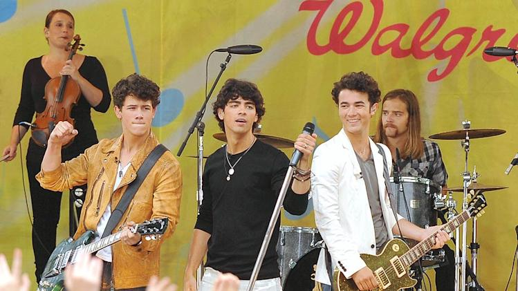 The Jonas Brothers GMA Performance