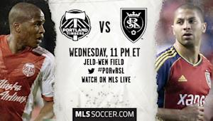 Portland Timbers vs. Real Salt Lake | MLS Match Preview