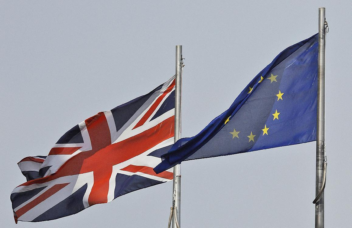 The Latest: British Supreme Court to rule on Brexit Tuesday