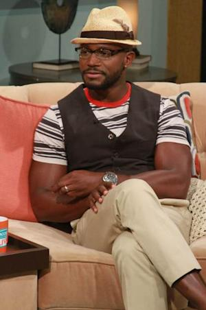 Taye Diggs stops by Access Hollywood Live on August 19, 2013 -- Access Hollywood