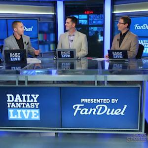 Daily Fantasy Live 6/30: Would you rather