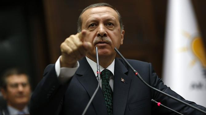 Turkey's President Talks About Banning YouTube and Facebook