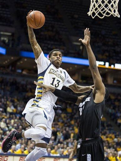 Marquette defeats Providence 81-71