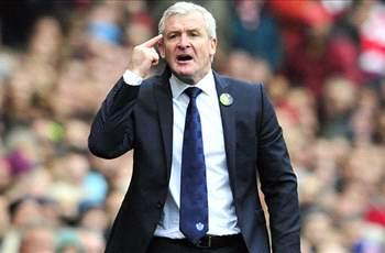 Mark Hughes appointed new Stoke manager