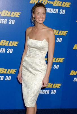 Ashley Scott at the Westwood premiere of MGM/Columbia Pictures' Into the Blue