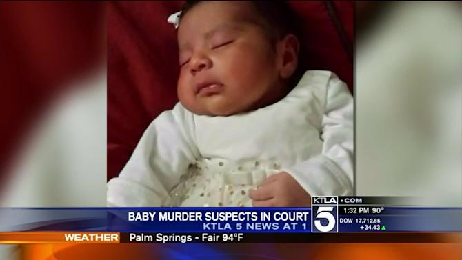 3 Charged in `Kidnapping-Murder Plot` That Left 3-Week-Old Baby Dead