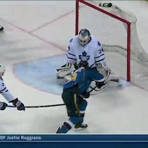 Schwartz scores after Reimer his loses stick