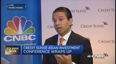 Asia can outperform US this year: Credit Suisse