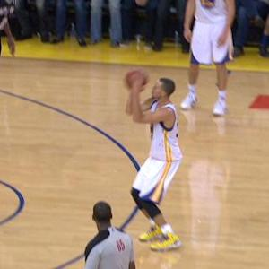 Curry's Clutch Shot