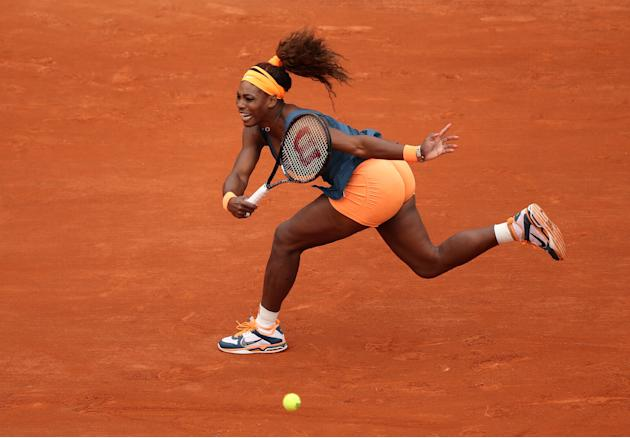 2013 French Open - Day One