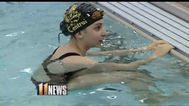 Central High School unveils new aquatic center
