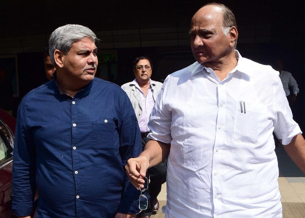 Shashank Manohar elected new Indian cricket chief