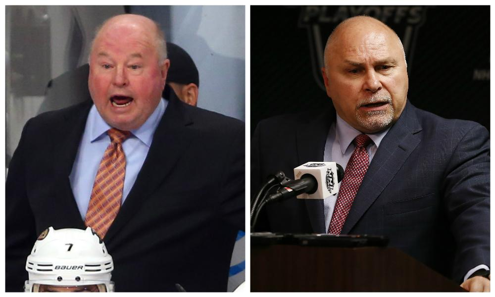 Trotz vs. Boudreau in 2016 Stanley Cup Final?