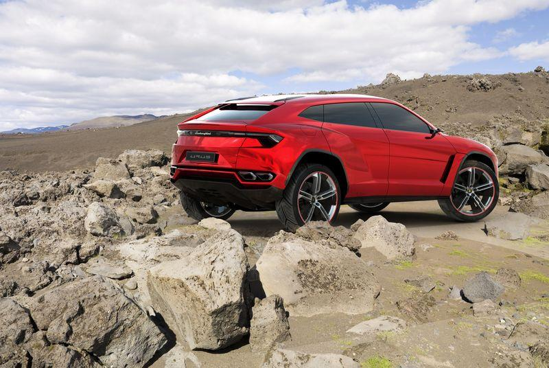 Lamborghini will build a really expensive SUV in Italy starting in 2018