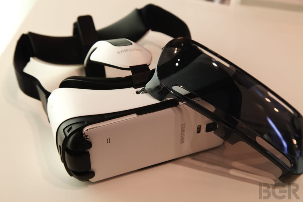 Galaxy S6 and Galaxy S Edge expected to include Gear VR support