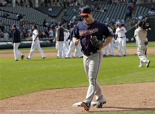 Kotchman's RBI lifts Indians over Twins 4-3 in 10