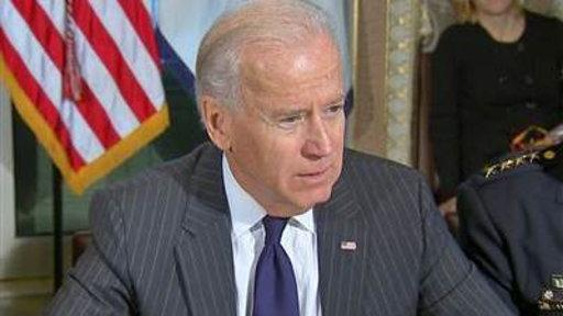 Biden's Gun Safety Task Force to Meet With NRA