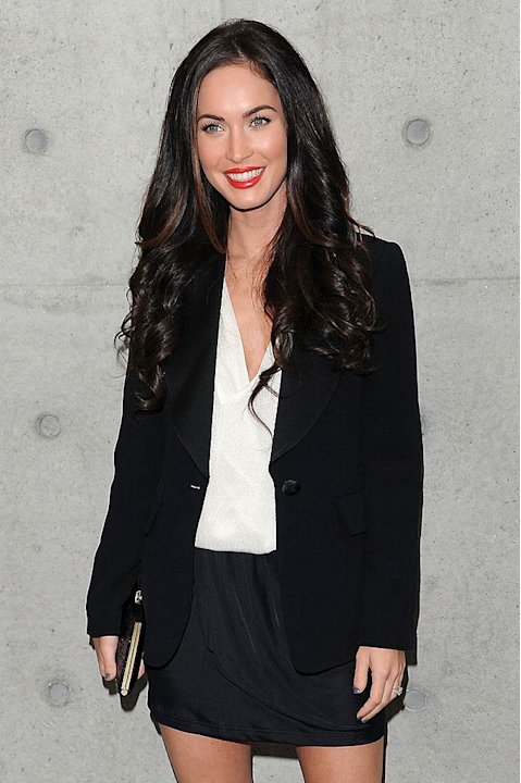 Megan Fox Milan Fashion Week