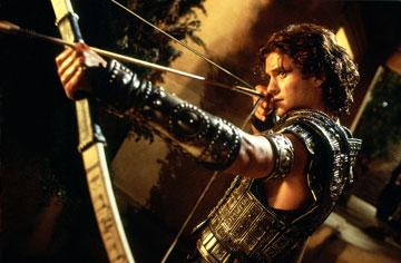 Orlando Bloom in Warner Brothers' Troy