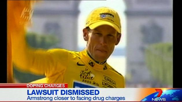 Armstrong closer to facing charges