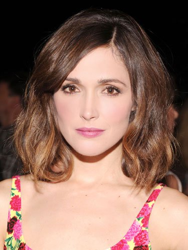 Rose Byrne&amp;#39;s Wavy Bob